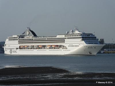 MSC OPERA Departing Southampton PDM 17-05-2014 18-46-17