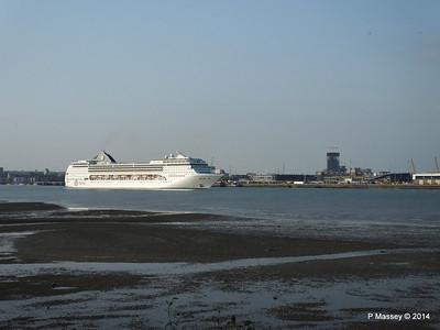 MSC OPERA Departing Southampton PDM 17-05-2014 18-47-20
