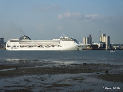 MSC OPERA Departing Southampton PDM 17-05-2014 18-49-13