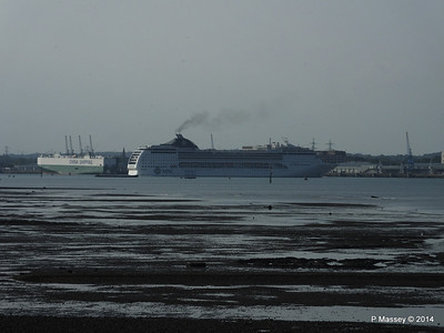 MSC OPERA Departing Southampton PDM 17-05-2014 18-28-42