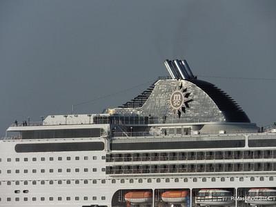 MSC OPERA Departing Southampton PDM 17-05-2014 18-48-03