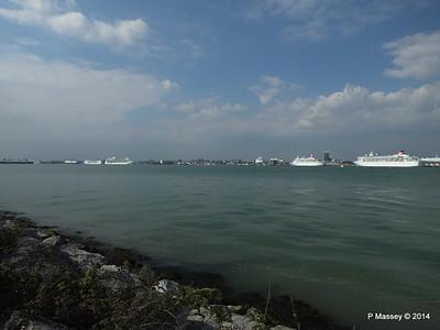 6 Cruise Ships Southampton PDM 17-05-2014 16-29-08