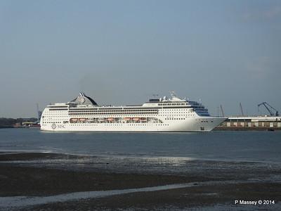 MSC OPERA Departing Southampton PDM 17-05-2014 18-48-27