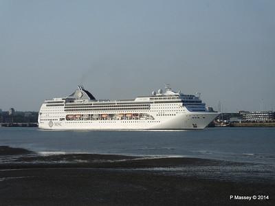 MSC OPERA Departing Southampton PDM 17-05-2014 18-47-23