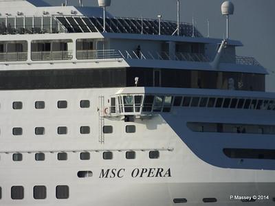 MSC OPERA Departing Southampton PDM 17-05-2014 18-48-21