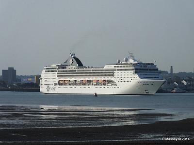 MSC OPERA Departing Southampton PDM 17-05-2014 18-44-18