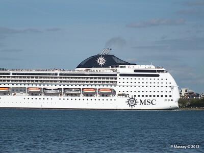 MSC OPERA Departing Southampton PDM 29-06-2013 16-48-46