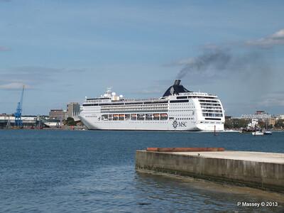 MSC OPERA Departing Southampton PDM 29-06-2013 16-50-19