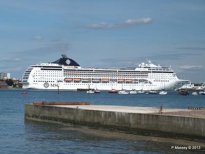 MSC OPERA Departing Southampton PDM 29-06-2013 16-54-01