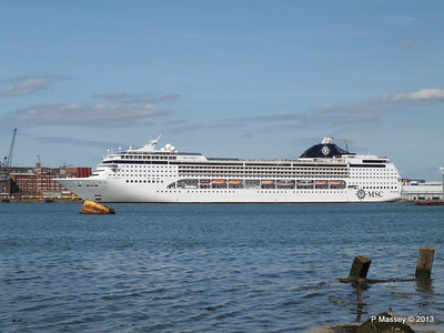 MSC OPERA Departing Southampton PDM 29-06-2013 16-44-54
