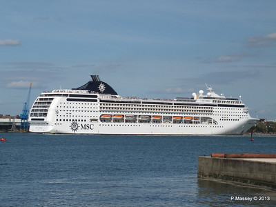 MSC OPERA Departing Southampton PDM 29-06-2013 16-51-50
