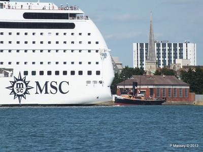 MSC OPERA Departing Southampton PDM 29-06-2013 16-47-41