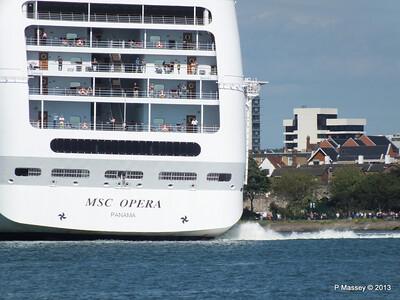 MSC OPERA Departing Southampton PDM 29-06-2013 16-50-45