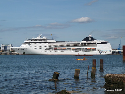 MSC OPERA Departing Southampton PDM 29-06-2013 16-46-03