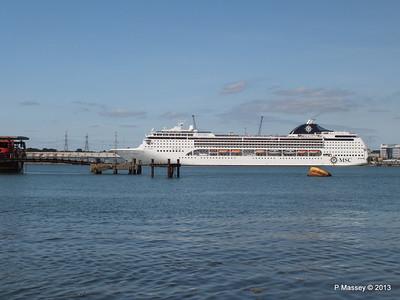 MSC OPERA Departing Southampton PDM 29-06-2013 16-42-28