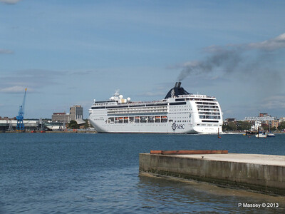 MSC OPERA Departing Southampton PDM 29-06-2013 16-50-23