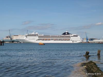 MSC OPERA Departing Southampton PDM 29-06-2013 16-44-12