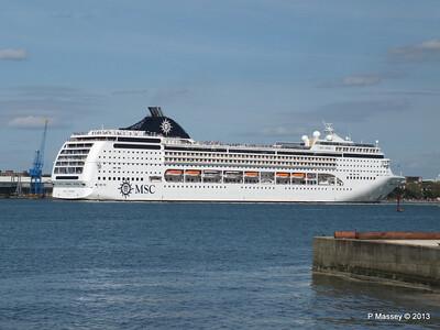 MSC OPERA Departing Southampton PDM 29-06-2013 16-51-46