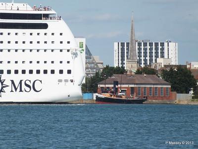 MSC OPERA Departing Southampton PDM 29-06-2013 16-47-38