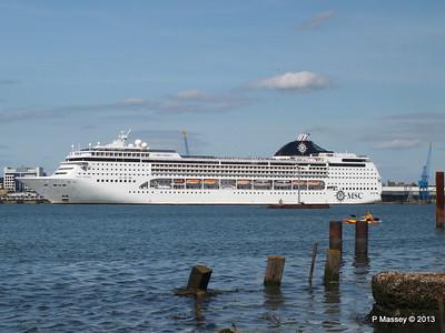MSC OPERA Departing Southampton PDM 29-06-2013 16-45-54