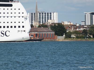 MSC OPERA Departing Southampton PDM 29-06-2013 16-47-48