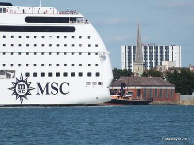 MSC OPERA Departing Southampton PDM 29-06-2013 16-47-44