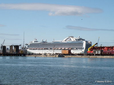 CROWN PRINCESS over Husbands Jetty PDM 29-06-2013 16-52-55