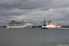 MSC FANTASIA RED EAGLE HYTHE SCENE Southampton PDM 20-09-2017 14-22-51