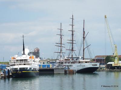 SERENISSIMA SEA CLOUD II Portsmouth PDM 31-05-2014 15-03-01