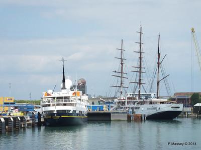 SERENISSIMA SEA CLOUD II Portsmouth PDM 31-05-2014 15-03-09