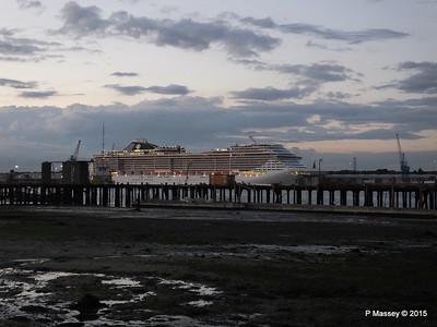 MSC SPLENDIDA Southampton PDM 01-09-2015 19-15-32