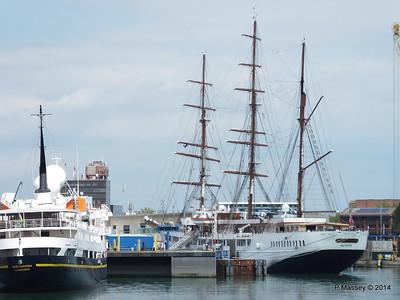 SERENISSIMA SEA CLOUD II Portsmouth PDM 31-05-2014 15-02-56