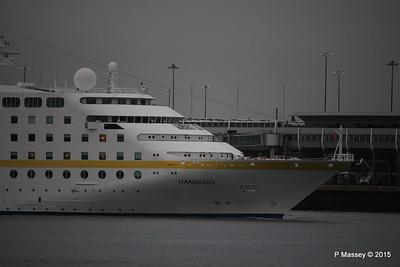 HAMBURG Departing Southampton PDM 07-05-2015 20-07-03