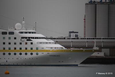 HAMBURG Departing Southampton PDM 07-05-2015 20-07-30