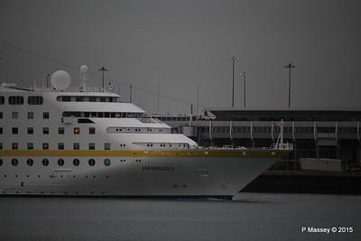 HAMBURG Departing Southampton PDM 07-05-2015 20-07-05