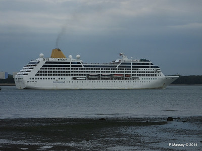 11 Jul 2014 ADONIA Departing