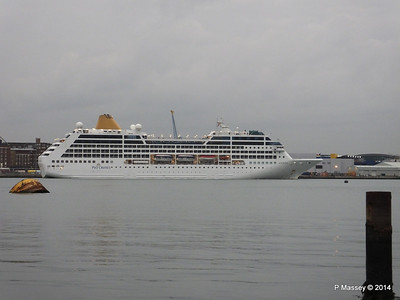 21 May 2014 ADONIA Departing