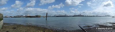 Panorama 4 Ships Southampton PDM 09-05-2014 10-49-20