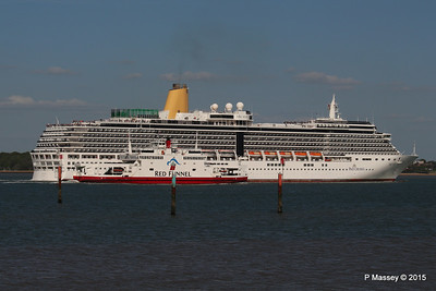 ARCADIA Outbound RED FALCON Southampton PDM 16-05-2015 17-10-14