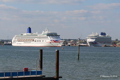 AURORA Departing BRITANNIA Southampton PDM 16-05-2016 17-09-51