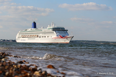 AURORA Passing Calshot Spit in to Solent PDM 16-05-2016 17-44-003