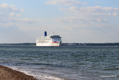 AURORA Passing Calshot Spit in to Solent PDM 16-05-2016 17-42-20