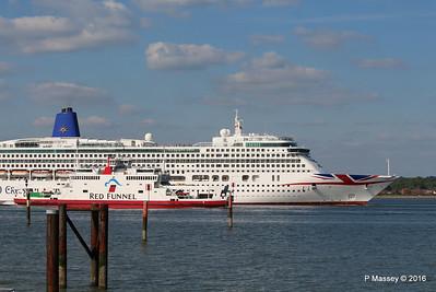 AURORA Departing RED FALCON Southampton PDM 16-05-2016 17-13-34
