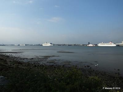 AURORA Departing Southampton PDM 17-05-2014 18-06-16