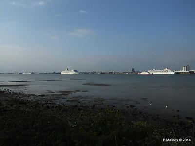 AURORA Departing Southampton PDM 17-05-2014 18-06-25