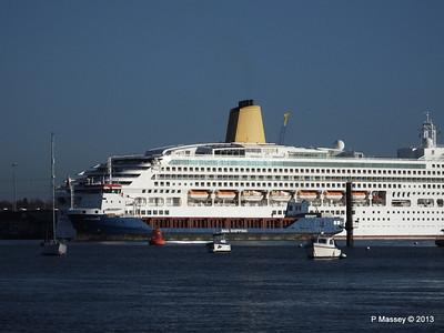 ABIS BILBAO Arriving Southampton PDM 19-12-2013 11-16-42