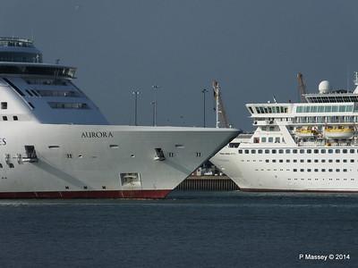 AURORA Passing BALMORAL Southampton PDM 17-05-2014 18-09-08