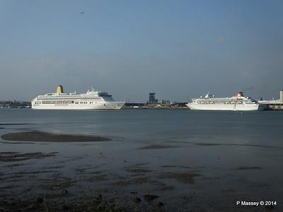 AURORA Passing BALMORAL Southampton PDM 17-05-2014 18-08-26