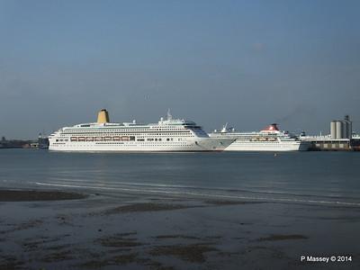 AURORA Passing BALMORAL Southampton PDM 17-05-2014 18-09-21