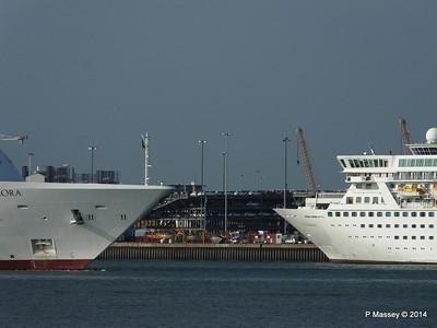 AURORA Passing BALMORAL Southampton PDM 17-05-2014 18-08-58